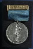 view Grand Army of the Republic Medal and Ribbon Device digital asset number 1