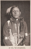 view Has No Horses, Sioux Indian digital asset number 1