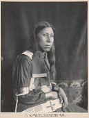 view Samuel Lone Bear, Sioux Indian, seated digital asset number 1