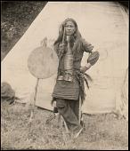 view Portrait of Little Finger, Sioux Indian digital asset number 1
