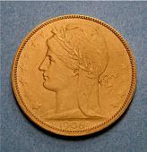 view 20 Dollars, United States, 1906 digital asset number 1