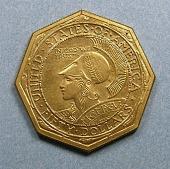 view 50 Dollars, United States, 1915 digital asset number 1