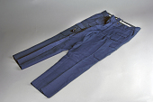 view Pants, Port Authority Police digital asset: Uniform trousers. Port Authority Police Department.