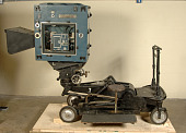view Photographic History Collection: Early Cinema: Color digital asset: Technicolor movie camera, The Wizard of Oz