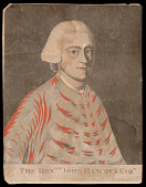 view Portrait of John Hancock digital asset: John Hancock