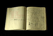 view Recombinant DNA Notebook digital asset: Stanley Cohen's DNA research notebook