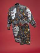 view Zulu Nation Marcus Garvey Jacket digital asset number 1