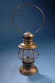 view Railroad Hand-Signal Lantern, 1870s-80s digital asset number 1