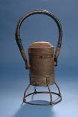 view Railroad Hand-Signal Lantern, ca. 1945 digital asset number 1