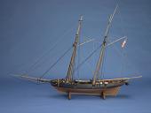 view Letter of Marque Topsail Schooner <I>Lynx</I> digital asset: Ship Lynx