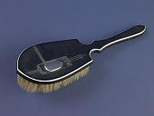 view Art Moderne hairbrush digital asset number 1