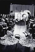 view Richard Nixon giving a speech during his campaign tour digital asset: Nixon/Eisenhower Campaign Tour