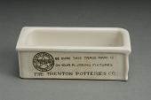 view 1900 - 1920 Salesman's Sample Porcelain Bathtub digital asset number 1
