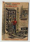 """view Warner's """"Safe"""" Cure Spring & Summer Almanac digital asset number 1"""