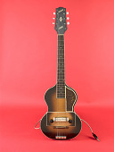view Slingerland Songster Electric Guitar digital asset: Slingerland electric guitar