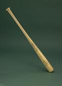 "view ""Genuine Henry Aaron Louisville Slugger"" Baseball Bat digital asset: Baseball bat, Hank Aaron Model, wood"