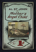 "view ""Mother's Angel Child"" Mutoscope Movie Poster digital asset: Mutoscope Poster"