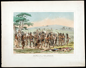 view Game of the Arrow. Archery of the Mandan Indians, Head Waters of the Missouri digital asset number 1