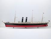 view Rigged Model, Steamship <i>Philadelphia</i> digital asset: Ship model, Philadelphia