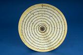 view Albree Trulog Duplex Circular Logarithm Table digital asset: SLIDE RULE - ALBREE TRULOG DUPLEX