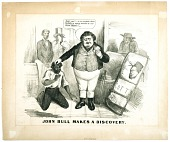 view John Bull Makes a Discovery. digital asset number 1