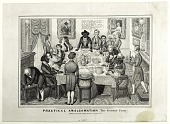 view Practical Amalgamation (The Dinner Party) digital asset number 1