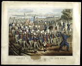 view Yankee Volunteers Marching into Dixie in 1862 by digital asset number 1