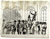 view Untitled Slave Auction print digital asset number 1