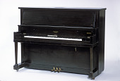 view Weser Bros. Transposing Upright Piano digital asset number 1