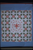 """view 1853 Louise Zotti's """"C. A. C. Quilt"""" digital asset number 1"""