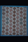 "view 1853 - 1860 Mary Augusta Rigby's ""Pinwheel"" Pieced Quilt Top digital asset number 1"