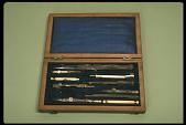 view Set of Drawing Instruments digital asset: Set of Drawing Instruments Owned by Gatlin Miller
