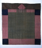 view 1790 - 1810 Pieced Wool Quilt digital asset number 1