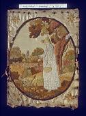 view Sara Ten Brock's Silk Embroidery digital asset number 1