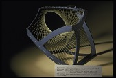 view Geometric Model by Richard P. Baker, Ruled Surface, Scroll of Higher Order digital asset number 1