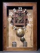 view Eli Terry Mass-Produced Box Clock digital asset number 1