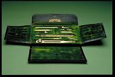 view Dietzgen Wallet Case of Drawing Instruments digital asset: Wallet Case of Drawing Instruments Sold by Dietzgen
