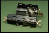 view Brunsviga Model C Calculating Machine digital asset: Brunsviga Model C Calculating Machine