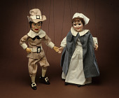 view Pilgrim Woman Marionette digital asset number 1