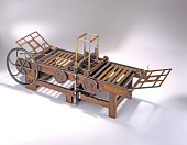 view Patent Model for Bed-and-Platen Printing Press digital asset number 1