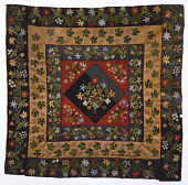 view 1839 Frances M. Jolly's Quilt Top digital asset number 1