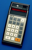 view Texas Instruments SR-10 Handheld Electronic Calculator digital asset: Texas Instruments SR-10  Handheld Electronic Calculator