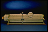 view Keuffel & Esser 4013 Thacher Cylindrical Slide Rule digital asset: Thacher Cylindrical Slide Rule by Keuffel & Esser, Model 4013