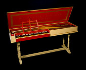 view Chickering & Sons Unfretted Clavichord digital asset number 1
