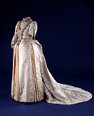 view Caroline Harrison's 1889 Inaugural Gown digital asset number 1