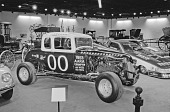 view Ford Coupe Stock Car, 1952 digital asset: Ford Coupe Stock Car, 1952