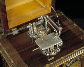 view 1862 - Mrs. Tom Thumb's Sewing Machine; Wheeler & Wilson digital asset number 1