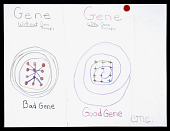 view Drawing, Gene Therapy digital asset number 1