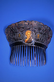 view Commemorative Hair Comb, Andrew Jackson, 1831 digital asset number 1