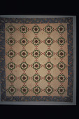 "view 1825 - 1850 Jane Winter Price's ""Carpenter's Wheel"" Quilt digital asset number 1"